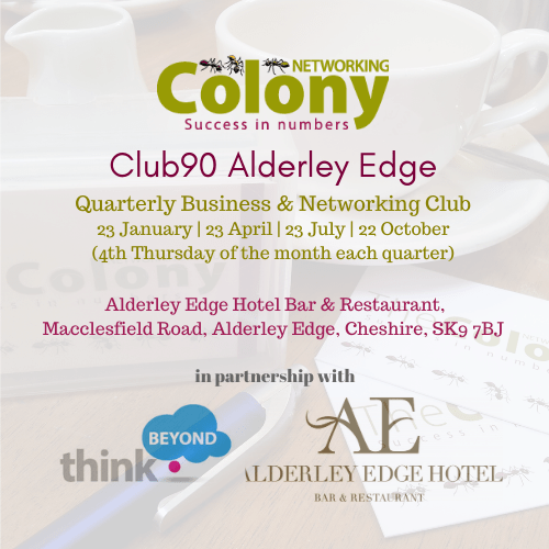 Alderley Edge Business & Networking Club – 23 Apr 2020