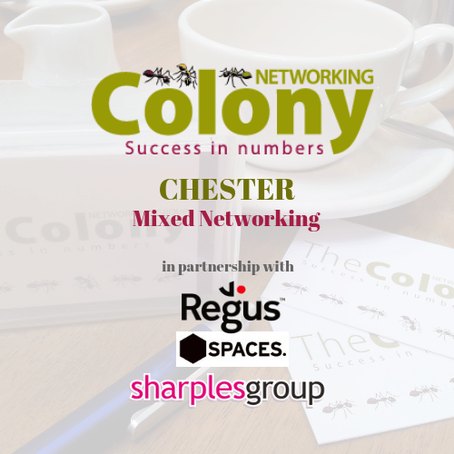 Colony Networking (Chester) February 2019