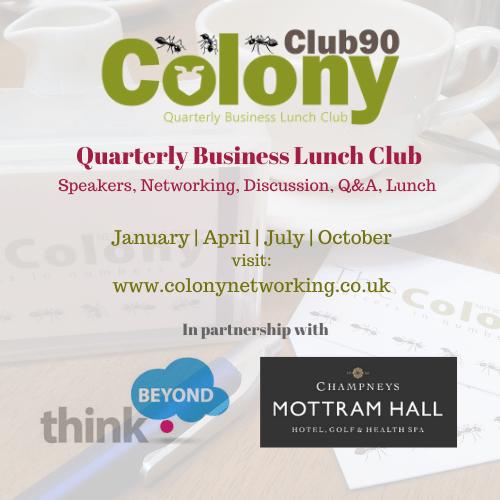 Club90 Business Networking & Speaker Club Apr 2021