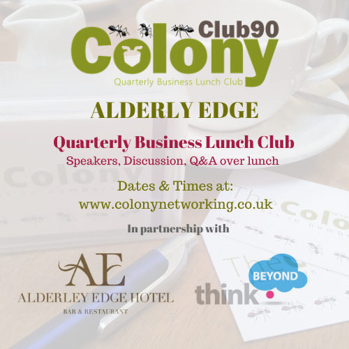 Club90 Alderley Edge July 2020