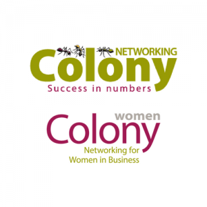Colony Networking Colony Women Logo