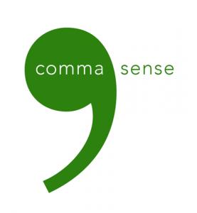 comma-sense-logo