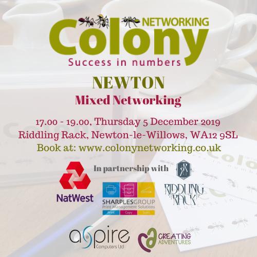 Christmas Networking Social (Newton) December 2019