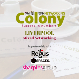 Colony Networking Liverpool