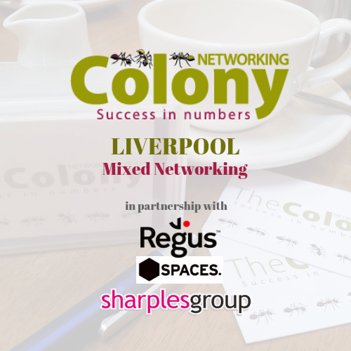 Colony Networking (Liverpool) February 2019