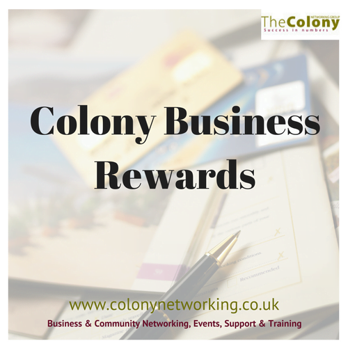 Colony Business Rewards
