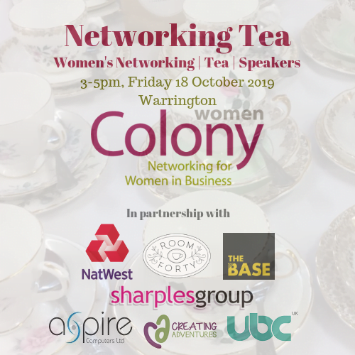 Colony Women (Warrington) October 2019