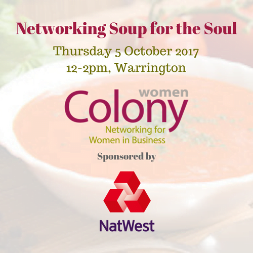 Colony Women in Business: Networking Soup for the Soul