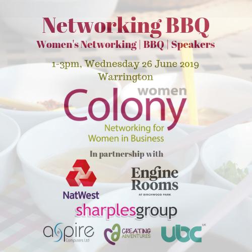 Colony Women (Warrington) June 2019