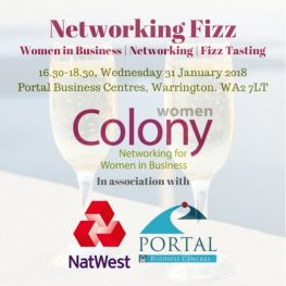 Colony Women & Portal Networking Fizz 310118