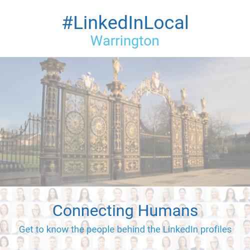 #LinkedInLocal Warrington