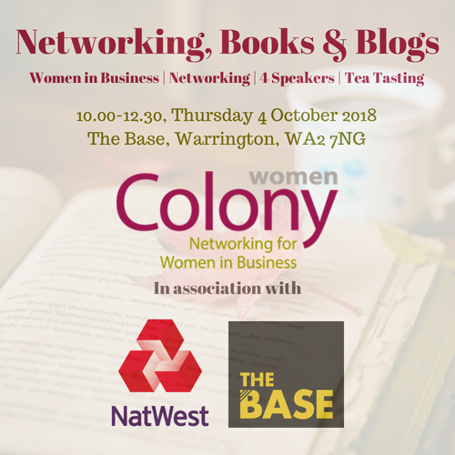 Colony Women in Business: Networking, Books & Blogs