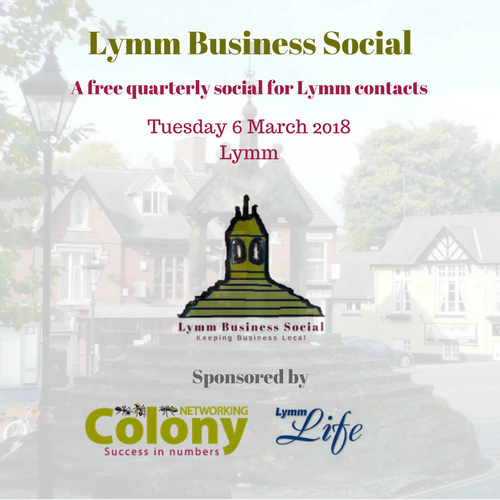 Lymm Business Social Spring 2018