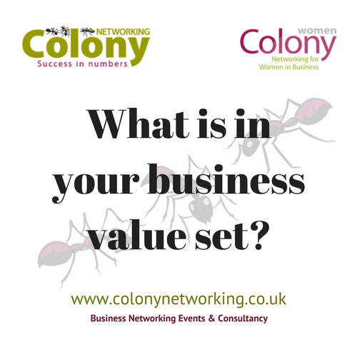 Are you loyal to your business value set?