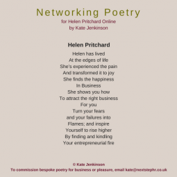 Networking Poetry: Words that introduce - Colony Networking