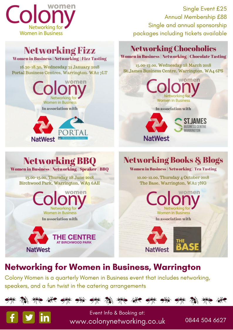 Colony Women - Colony Networking