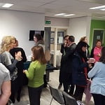 colony networking workplace wellbeing