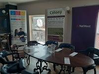 colony networking newton 2019