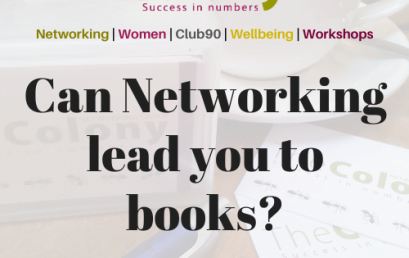 Can networking lead you to books?